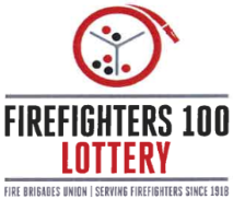 Firefighters 100 Lottery
